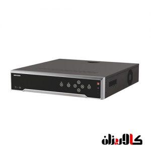 دستگاه 32 کانال NVR 8 مگ هایک ویژن DS-7732NI-K4