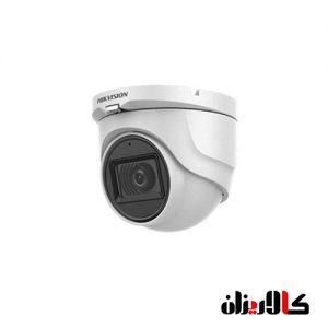دوربین میکروفون دار هایک ویژن دام DS-2CE76D0T-ITMFS