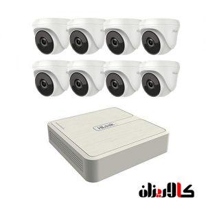 پکیج دوربین 2 مگاپیسکل THC-T120-C هایلوک