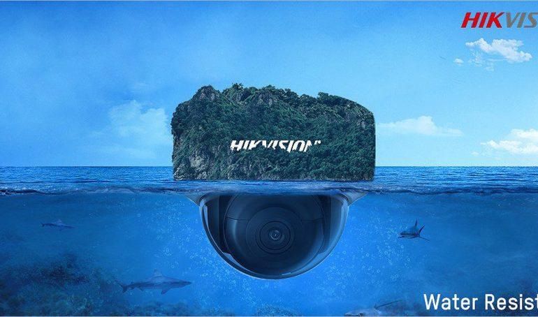 دوربین زیر آب تا 50 متر با استاندارد حفاظتی IP68 ضد زنگ ضد آب