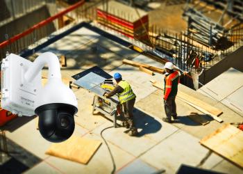 دوربین مناسب نصب در محیط های کارگاهی و پروژه ساختمانی