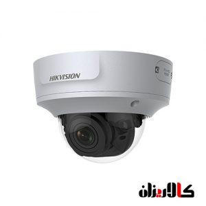 DS-2CD2743G1-IZS دوربین میکروفون دار دام موتورایز هایک ویژن