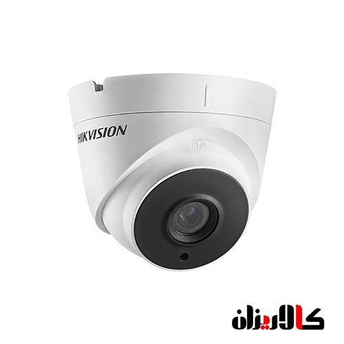 دوربین دام 5 مگ توربو 40 متر دید درشب ds-2ce56h0t-itZf