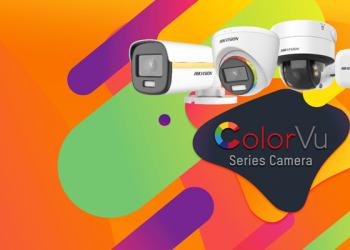 دوربین کالر ویو هایک ویژن color vu دید در شب رنگی